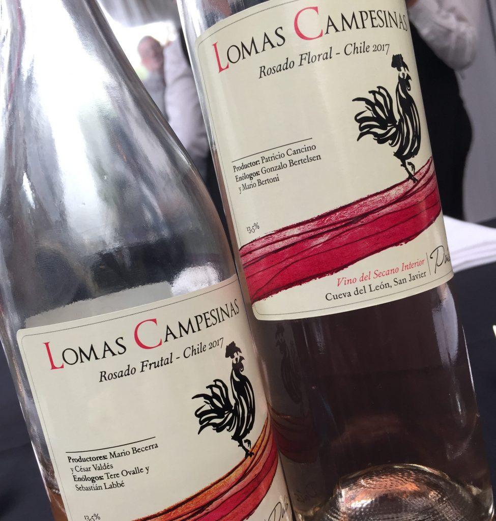 Rosados Lomas Campesinas 2017, Floral y Frutal