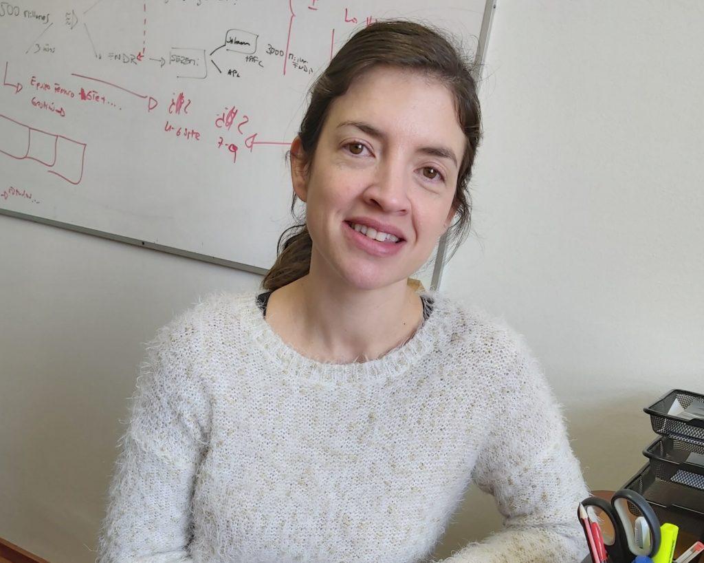 Carolina Buzzetti, profesional de apoyo departamento análisis de mercado y politica sectorial